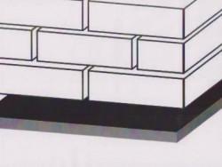 Skizze Mauerschnitt
